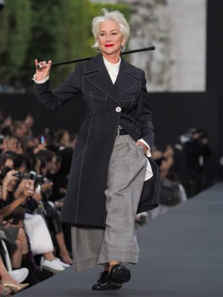 Mais aussi l'actrice Helen Mirren