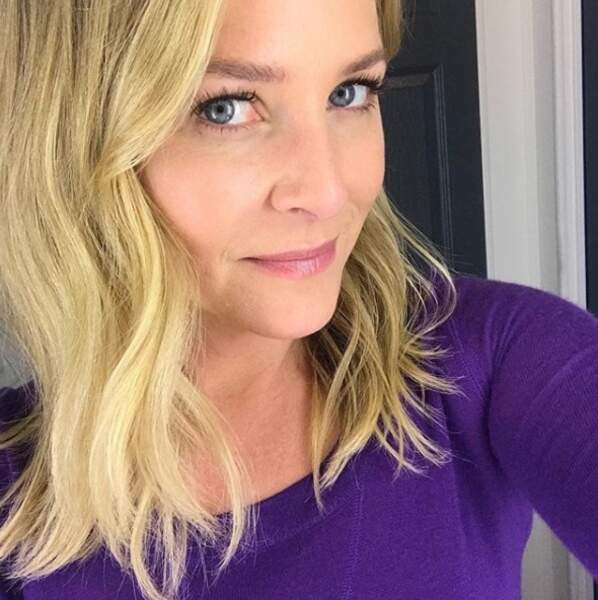 Plusieurs acteurs de Grey's Anatomy ont participé, dont Jessica Capshaw (Arizona)...