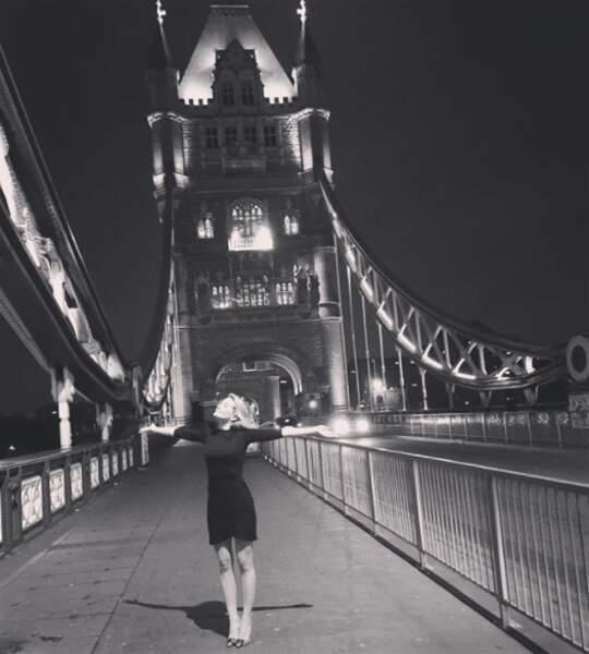 Et un petit week-end à Londres !