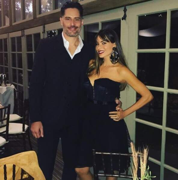 Pendant ce temps-là, Sofia Vergara et Joe Manganiello étaient de mariage.