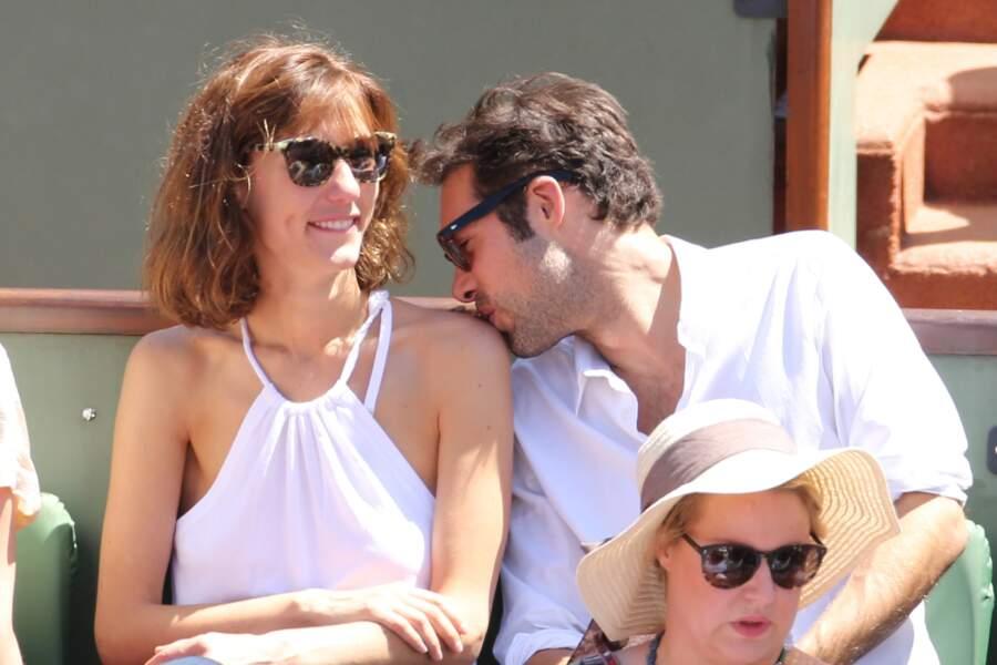 Beaucoup de tendresse entre Nicolas Bedos et Doria Tillier