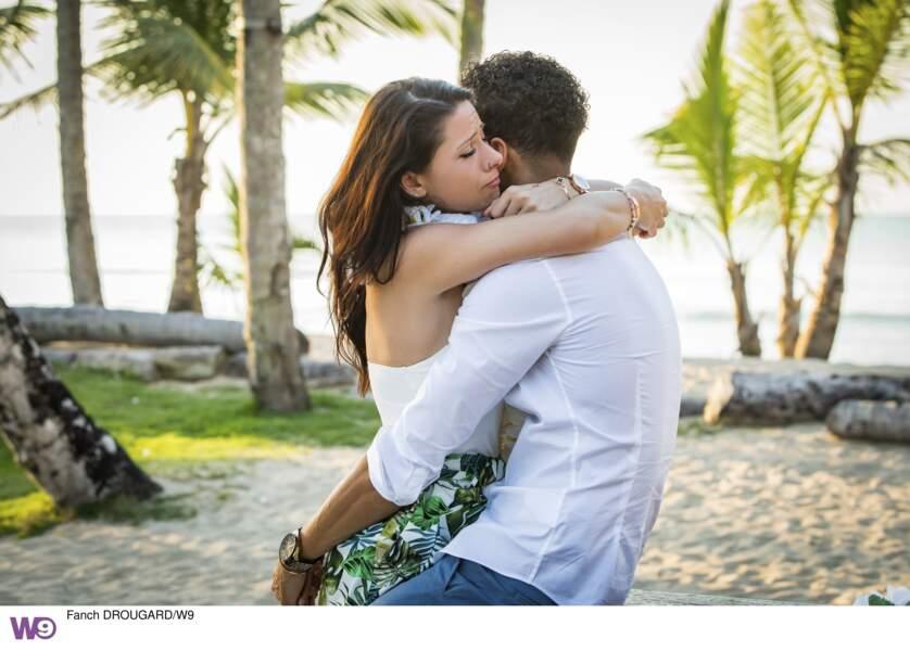 Tyla (27 ans) et Jonathan (27 ans) avant de se séparer pour 12 jours et 12 nuits