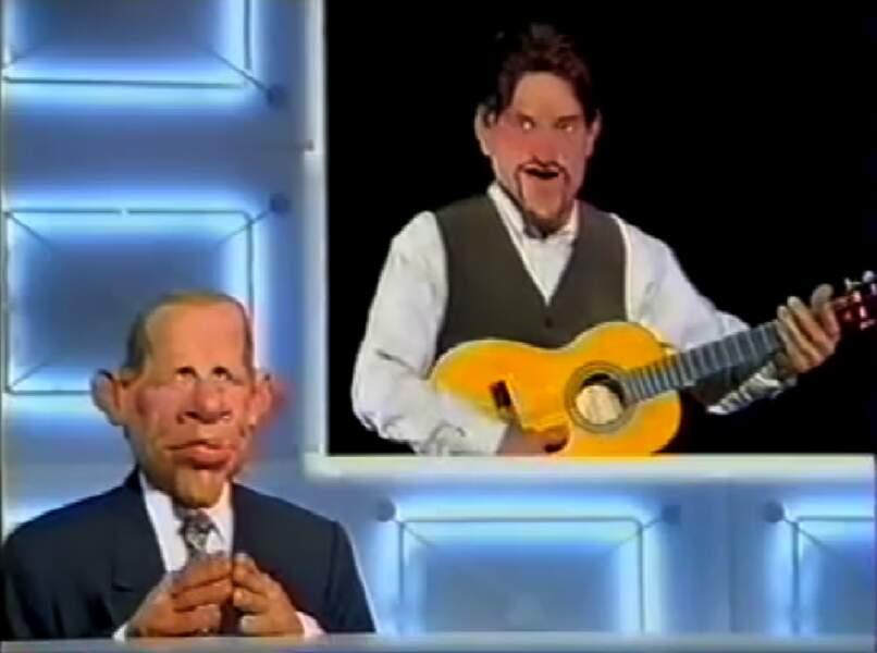 Francis Cabrel et son accent chantant...