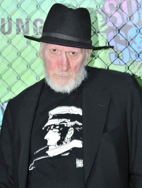 Frank Miller, célèbre scénariste et dessinateur pour l'écurie DC Comics