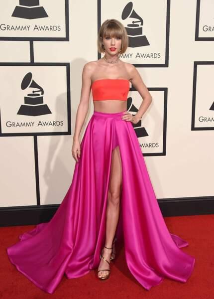 La resplendissante Taylor Swift