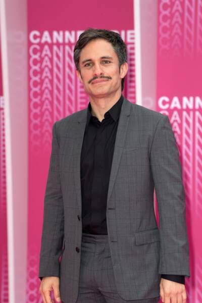Gael Garcia Bernal venait présenter la série Aqui en la Tierra, qu'il a produite et réalisée