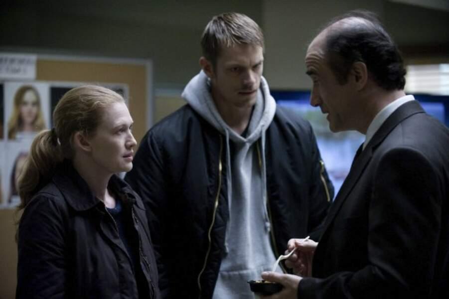 Les téléspectateurs ont pu le découvrir dans la 3e saison de The Killing US