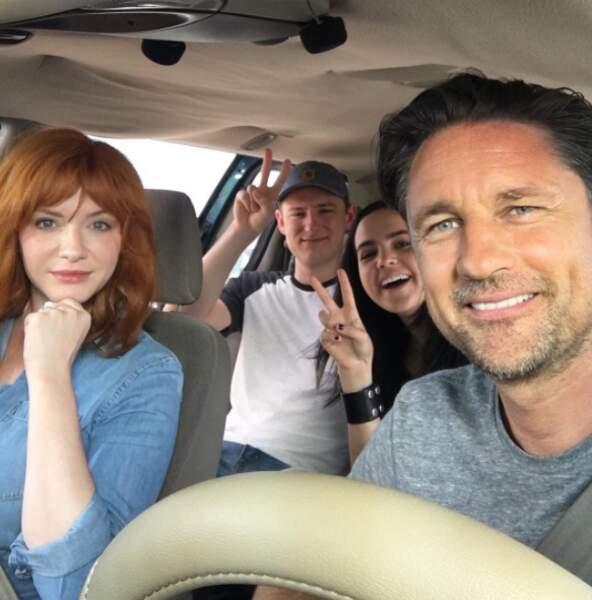S'il est rentré chez lui en Nouvelle Zélande après Grey's Anatomy, Martin Henderson en profite pour tourner un film
