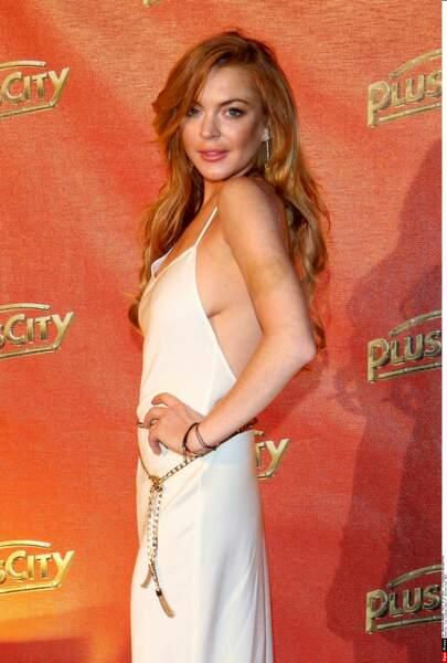 Lindsay Lohan aurait rencontré Benicio à la fête d'anniversaire de son ex en 2006