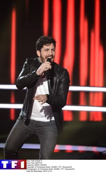 Et le plus viril est... Marc Hatem !