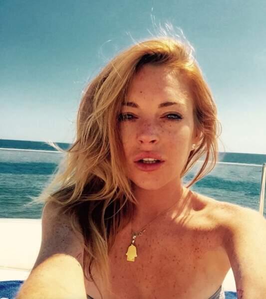 Après un gros passage à vide et de grosses frasques, Lindsay Lohan tente de renouer avec le succès