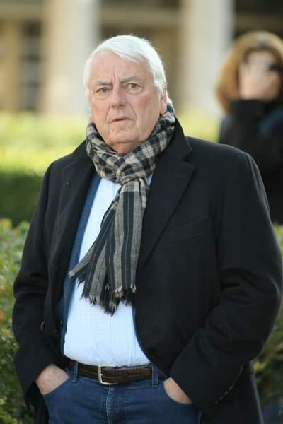 L'ancien directeur des sports de Canal+ Charles Biétry