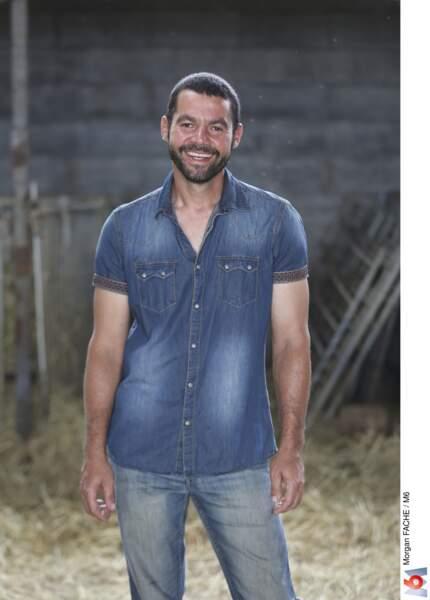 Raoul, 36 ans, engraisseur de taurillons sur l'Île de la Réunion