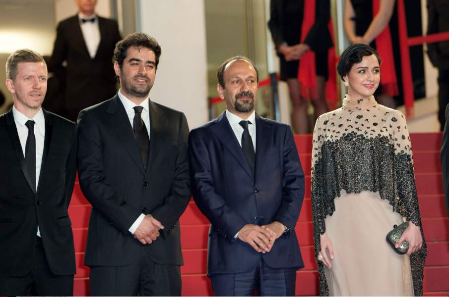 Toute l'équipe du Client (Forushande) de l'iranien Asghar Farhadi, projeté à 22h