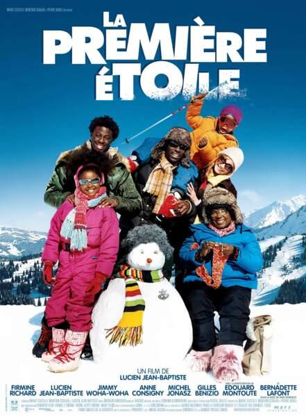 """Dans """"La première étoile"""", les franciliens qui ne sont jamais allés au ski...."""