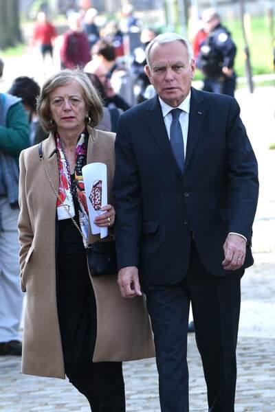 L'ancien Premier ministre Jean Marc Ayrault et sa femme Brigitte