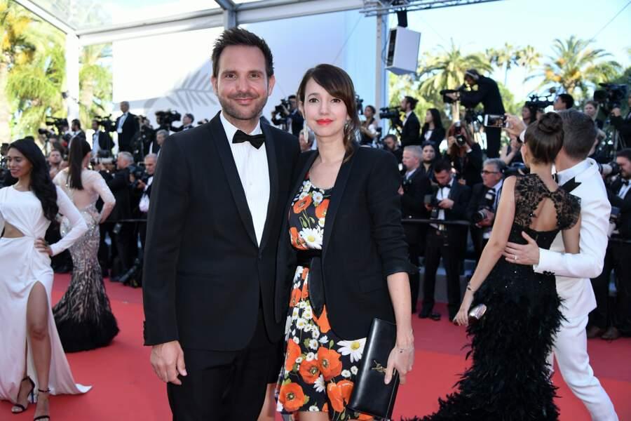 ... tout comme Christophe Michalak et Delphine McCarty