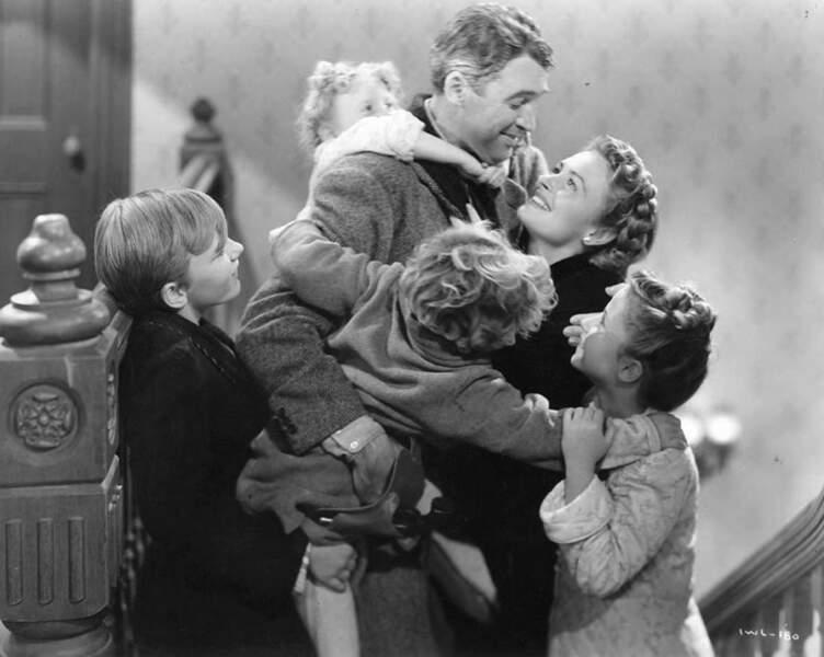 20- La vie est belle (1946) de Frank Capra