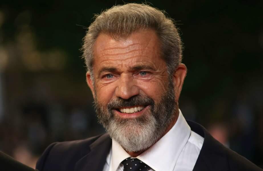 Mel Gibson, un père au sourire carnassier