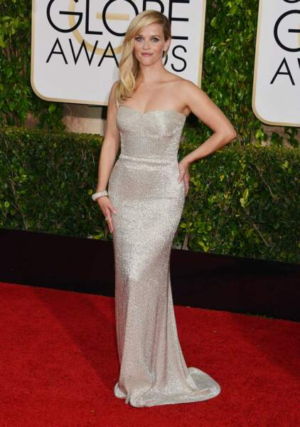 La ravissante actrice Reese Witherspoon