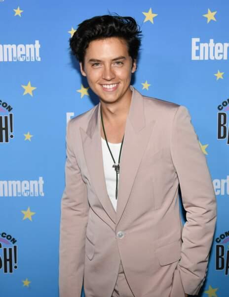 Cole poursuit aujourd'hui sa carrière d'acteur, notamment dans la série Riverdale !