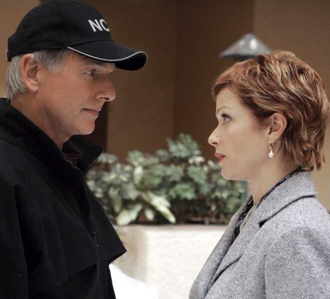 Lauren Holy était la directrice Jennifer Shepard jusqu'en 2008