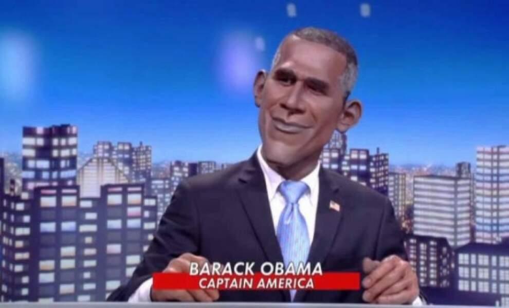 Barack Obama, président superstar.