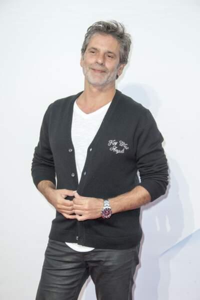 Quant à Avy Marciano (Sacha), il était présent sans Luna