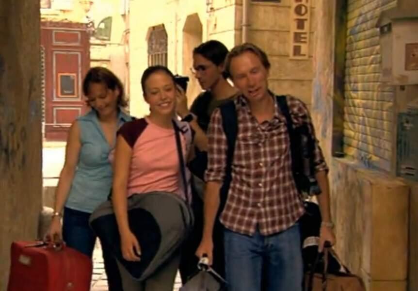 Les vacances sont terminées, retour à Marseille pour François, Blanche, Lucas et Johanna Marci.