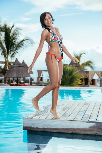 Morgane Theresine, Miss Guadeloupe !
