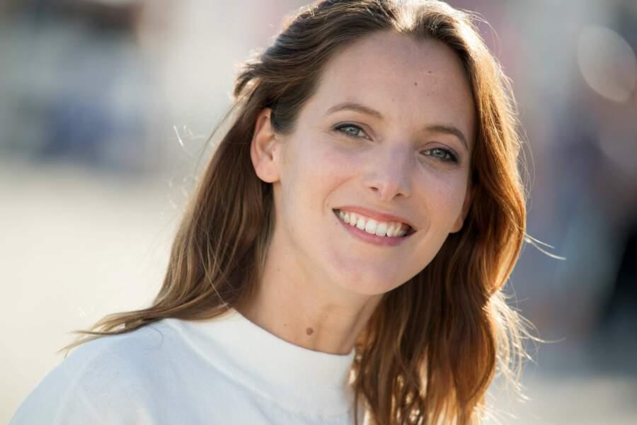 Elodie Varlet a tourné la saison 5 de Cut alors qu'elle était enceinte de son deuxième enfant