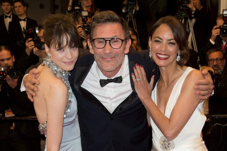 Bérénice Bejo et Stacy Martin sont fans de leur réalisateur