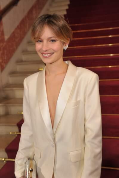 Diane Rouxel, nommée au César du meilleur espoir féminin pour La tête haute