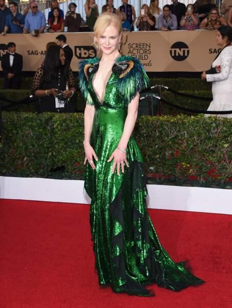 Difficile de dire pareil de Nicole Kidman...