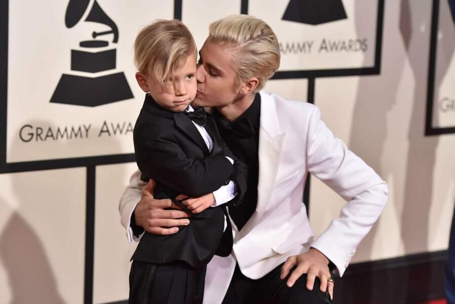 Le mini Bieber est trop mignon