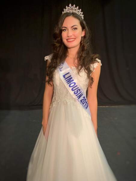 Alison Salapic est élue Miss Limousin