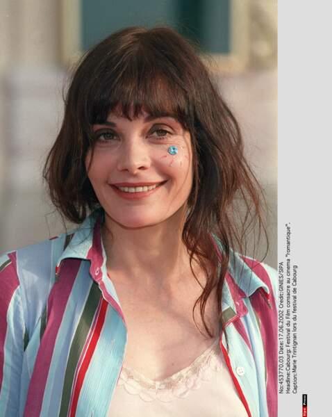 Marie Trintignan meurt tragiquement le 1er août 2003 sous les coups de son compagnon Bertrand Cantat