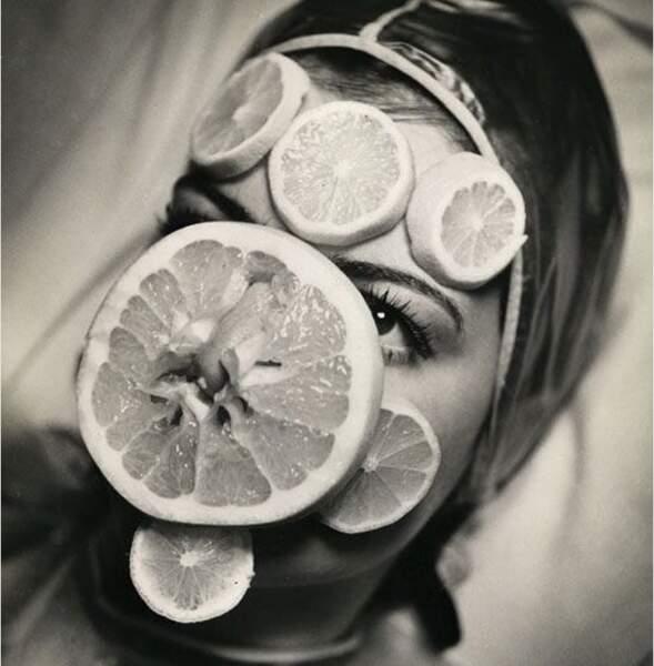 Le secret de beauté d'Emma de Caunes ? Le citron, bien sûr !