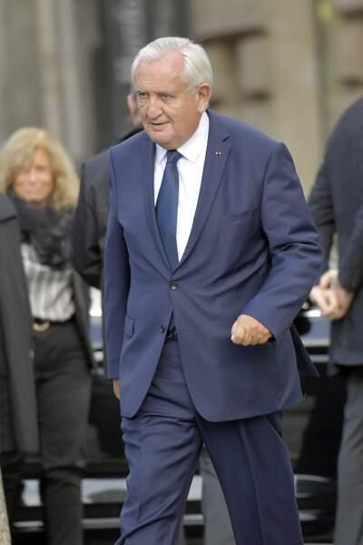 Ou encore l'ancien Premier Ministre Jean-Pierre Raffarin.