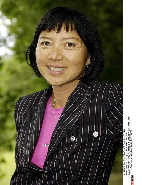 Anh-Dao Traxel, la fille adoptive de Jacques et Bernadette Chirac.