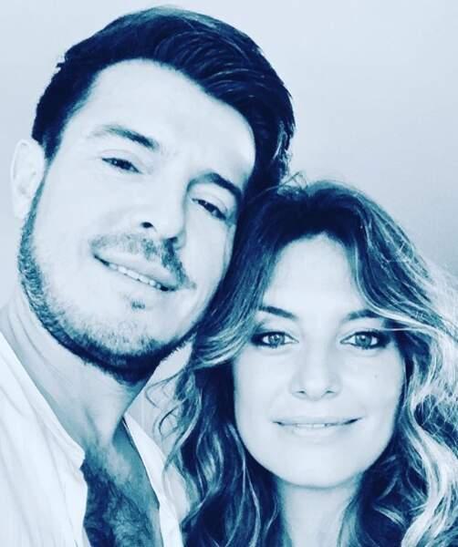 Vincent Niclo et Laetitia Milot inaugurent le moment selfie !