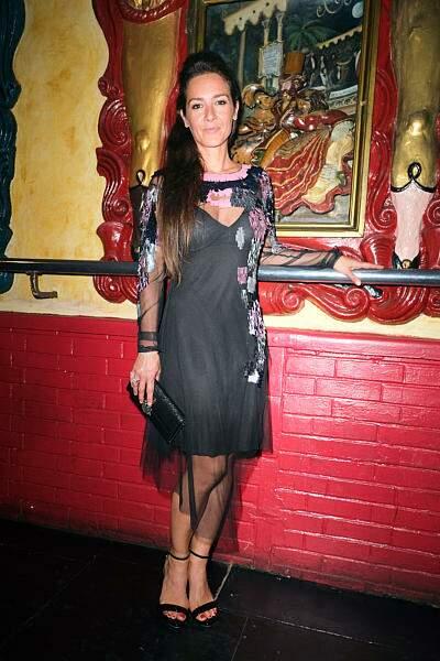 L'ex star de Navarro Emmanuelle Boidron
