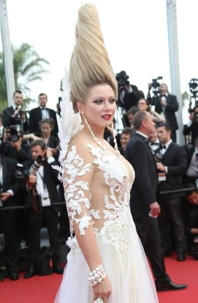 L'excentrique Elena Lenina, bien sûr !