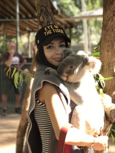 Qui dit hémisphère sud dit animaux, entre koalas, serpents et baleines !