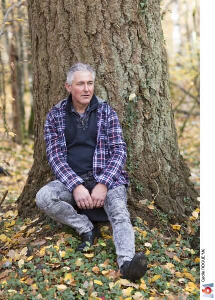 Jean-Michel, 53 ans, ouvrier agricole, Aube