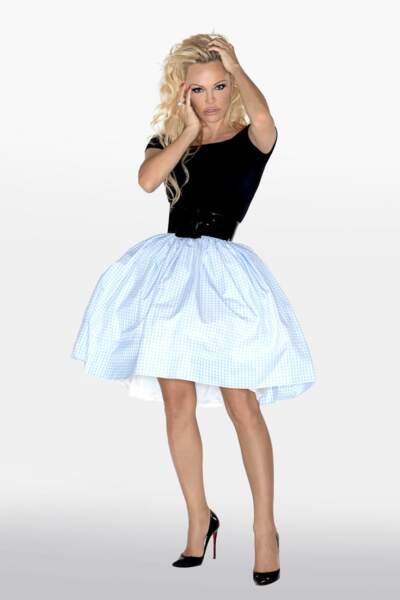 Après la version américaine, Pamela Anderson se lance dans l'aventure française de Danse avec les Stars !
