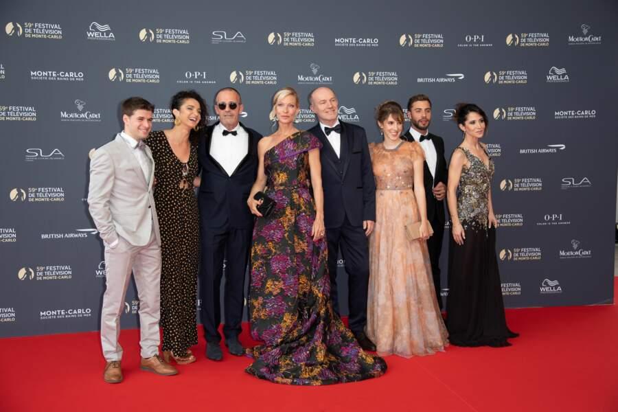 Et encore plus belle lorsque Grant Lawrens, Marwan Berreni, Pierre Martot et Serge Dupire se joignent à elles