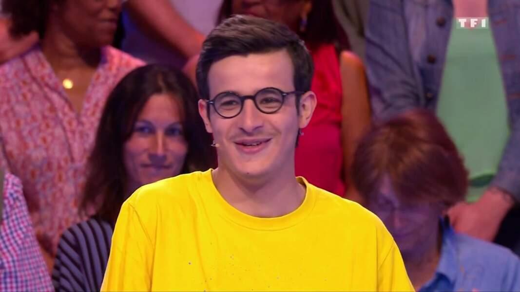 5. Paul, 691 522 €, Les 12 Coups de midi, TF1 (2019)