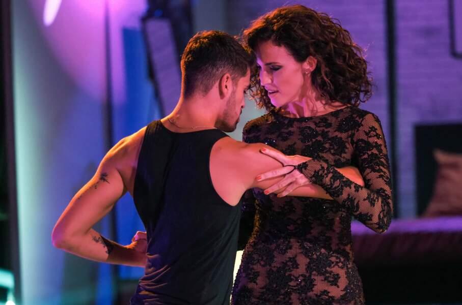 Elle participe aussi à Danse avec les stars en 2019, au côté de Christophe Licata