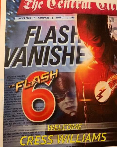 Après Superman et Loïs Lane de Smallville, le crossover de cette année accueille un nouveau venu…
